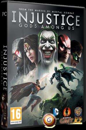 Injustice: Gods Among Us Ultimate Edition (2013/RUS/MULTi8/Лицензия)