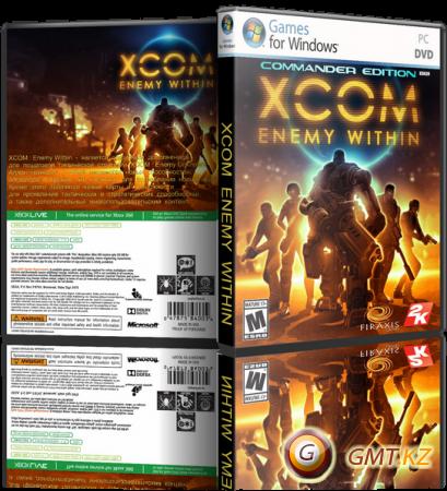 XCOM: Enemy Within (2013/RUS/ENG/MULTI9/Лицензия)