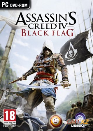 Assassin's Creed IV Black Flag (2013/RUS/ENG/Crack by 3DM v.6.0)