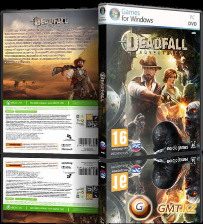 Deadfall Adventures: Digital Deluxe Edition (2013/RUS/ENG/MULTI5/Лицензия)