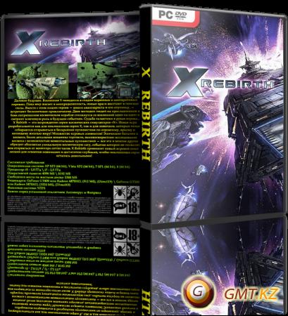 X Rebirth v.1.11 (2013/RUS/ENG/RePack от Fenixx)