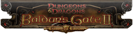 Baldur's Gate 2: Enhanced Edition v.2.5.16.6 + 2 DLC (2013/RUS/ENG/Лицензия)