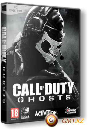 Call of Duty: Ghosts (2013/RUS/ENG/Multiplayer Only/RiP)