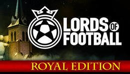 Lords Of Football Royal Edition v.1.0.6.0 + 3 DLC (2013/RUS/ENG/Multi7/RePack от Fenixx)