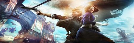 BioShock Infinite: v.1.1.24.21018 + 3 DLC (2013/RUS/ENG/RePack от Fenixx)