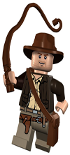 LEGO Indiana Jones Dilogy (2008-2009/RUS/ENG/RePack от R.G. Механики)