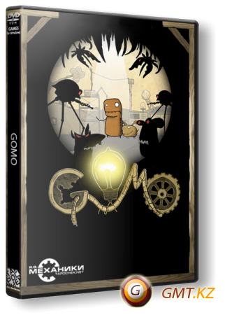 Gomo (2013/RUS/ENG/MULTI9/RePack от R.G. Механики)