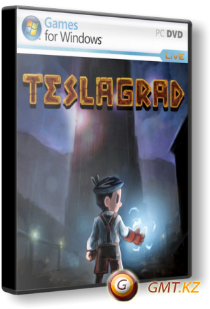 Teslagrad / Теслаград (2013/RUS/ENG/Лицензия)