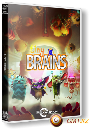 Tiny Brains (2013/RUS/ENG/RePack от R.G. Механики)