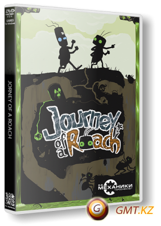 Journey of a Roach (2013/RUS/ENG/RePack от R.G. Механики)