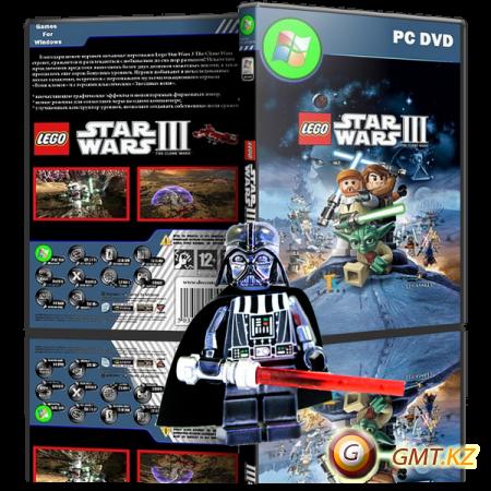 LEGO Star Wars Dilogy (2009-2011/RUS/ENG/RePack от R.G. Механики)