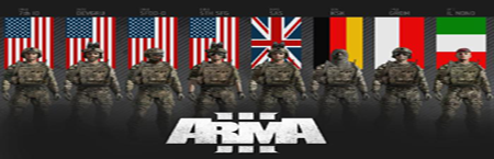 Arma 3 Deluxe Edition v.1.14 + 3 DLC (2013/RUS/ENG/MULTI9/RePack от Fenixx)