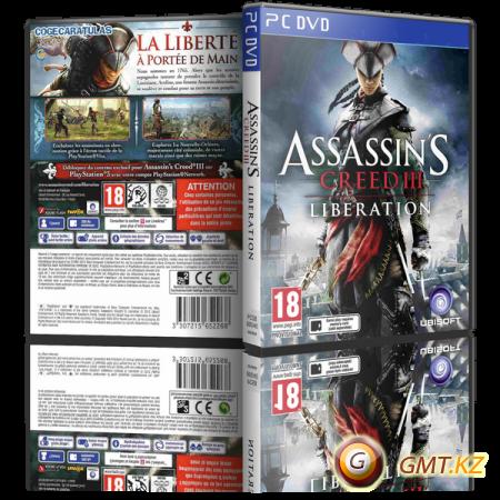 Assassin's Creed: Liberation HD (2014/RUS/ENG/RePack от R.G. Механики)