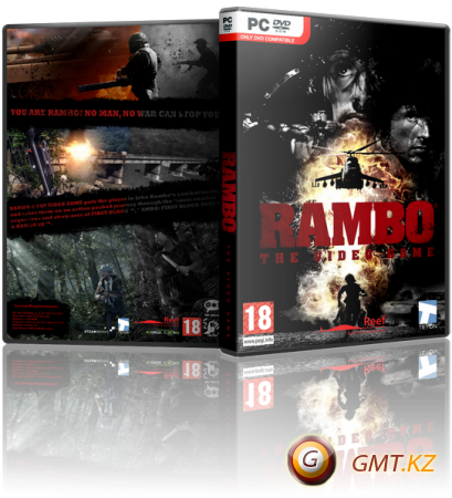 Rambo: The Video Game (2014/ENG/MULTI5/Лицензия)
