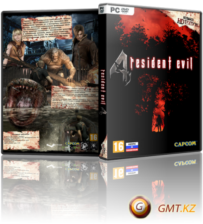 Resident Evil 4 - Ultimate HD Edition (2014/ENG/MULTI5/RePack)