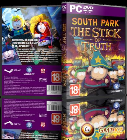 South Park: Stick of Truth (2014/RUS/ENG/RePack от R.G. Механики)