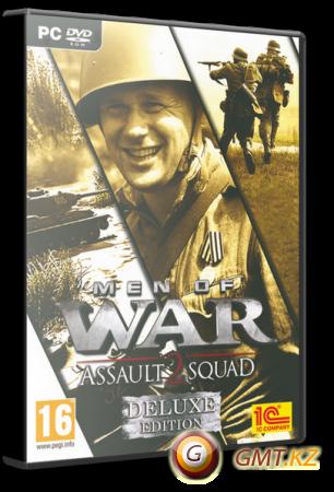 В тылу врага: Штурм 2 / Men of War: Assault Squad 2 v.3.201.1 (2014/RUS/ENG/Лицензия)