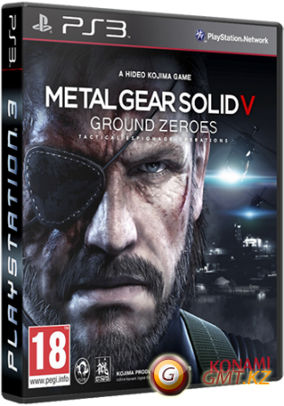 Metal Gear Solid V: Ground Zeroes (2014/RUS/USA/4.53+)