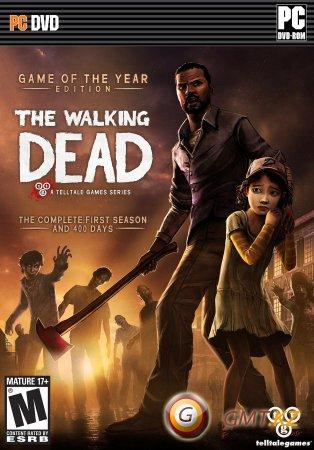 The Walking Dead Season Two - Episodes 1 - 5 (2014/Любительский/Текст)