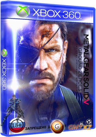 Metal Gear Solid V: Ground Zeroes (2014/RUS/PAL/FreeBoot)
