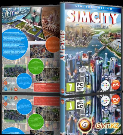 SimCity (2014/RUS/ENG/RePack от SEYTER)
