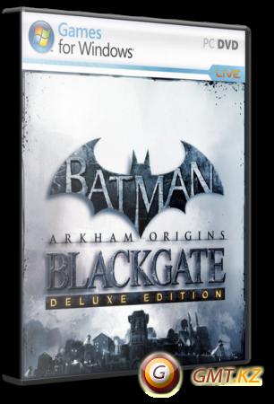 Batman Arkham Origins Blackgate Deluxe Edition v.1.0.33270 (2014/RUS/ENG/RePack от Fenixx)